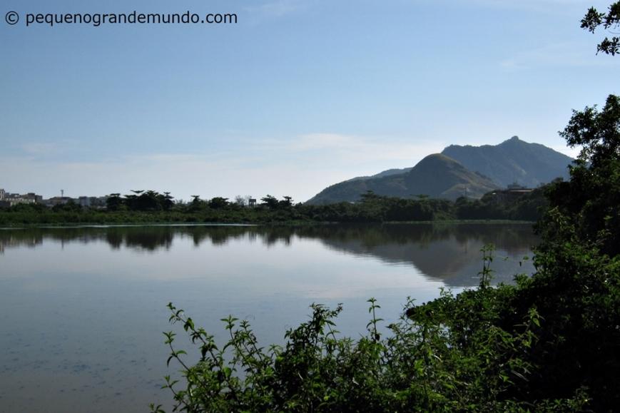 Lagoa de Marapendi, Recreio dos Bandeirantes.