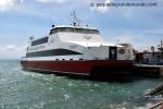 Barca travessia Puerto La Cruz para Isla Margarita