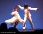 Dança típica Venezuela