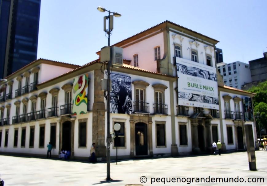 Paço Imperial, Praça XV, Centro Histórico do Rio