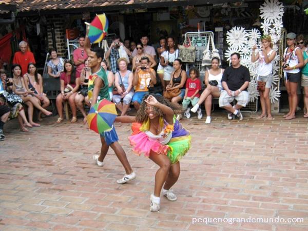 Apresentação de Frevo em Olinda