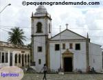 Igreja de Cosme e Damião, que dizem ser a mais antiga do país