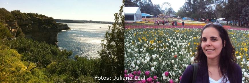 Watsons Bay e Floriart em Canberra