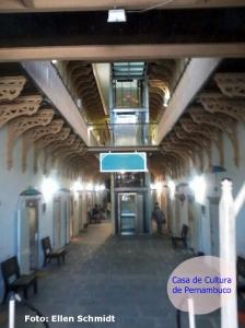 Casa de Cultura: um antigo presidio