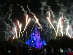Wishes no Magic Kingdom