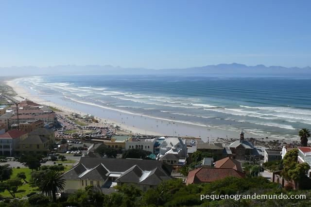 praia de Muizenberg, Cape Town