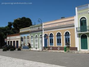 Entorno do Teatro Amazonas
