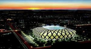 Arena da Amazônia, em Manaus: Fifa.com