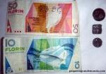 Florins: troque só se for colecionador de moedas :)