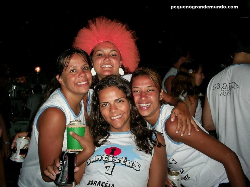 """Carnaval 2008 em São Sebastião: as """"crises"""" juntas"""