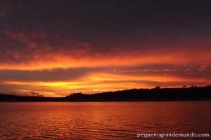por-do-sol Amazonia