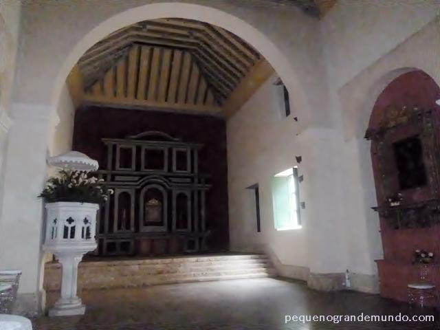 Capela do Convento preservada