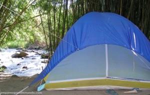 Camping: uma das situações que podem exigir levar alimentos resistentes