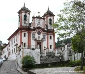 Igreja N. Srª da Coinceição