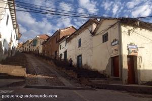 Ladeiras de Cusco: prepare-se!