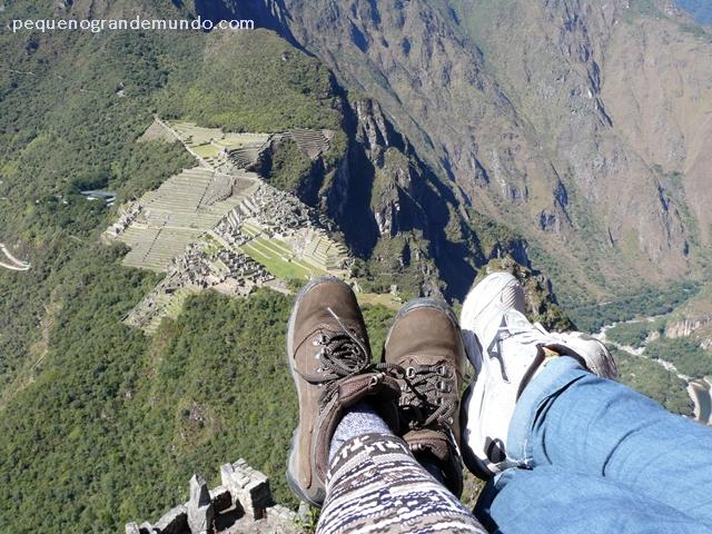 Haynapicchu, Machu Picchu