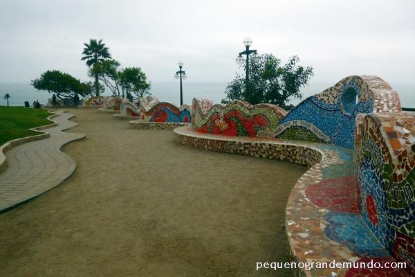 Parque do Amor, Miraflores