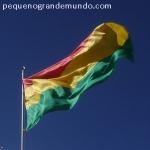bandeira Bolívia
