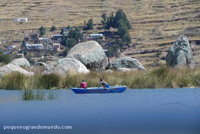 Lago Titicaca, Puno, Peru