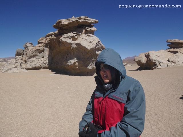 deserto Uyuni, frio