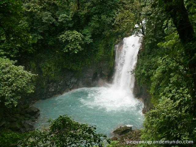 Cachoeira de La Fortuna, Costa Rica