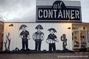 Art Container, João Pessoa