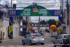 Campina Grande, São João