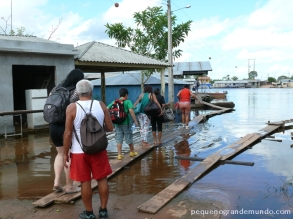 cheia rios Amazonas
