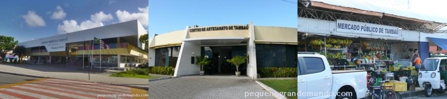 mercados de Tambaú, João Pessoa