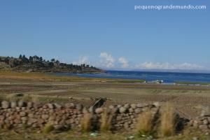 lago titicaca, Puno Copacabana