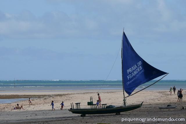 Praia Francês, Porto da Rua, Alagoas