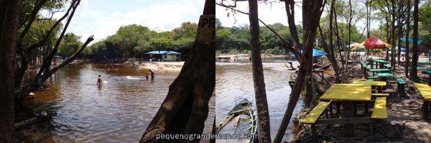 Cachoeira do Castanho, Iranduba, Amazonas