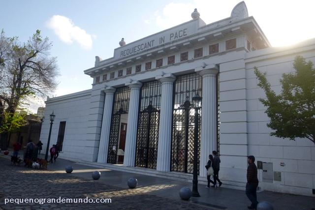 Cemiterio em Recoleta, Buenos Aires, Argentina