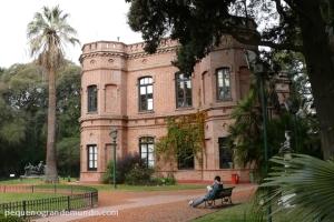 Jardim Botânico em Palermo, Buenos Aires, Argentina