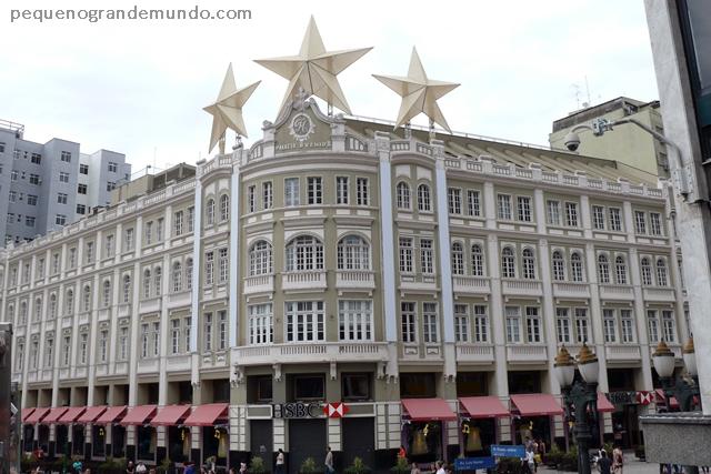 Palácio Avenida, Curitiba, Natal Luz