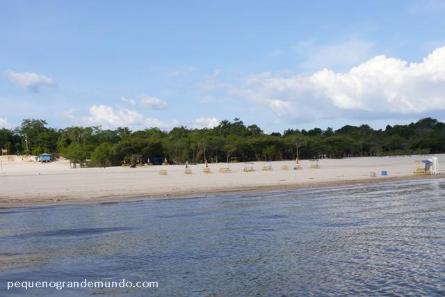 Praia da Lua, Manaus