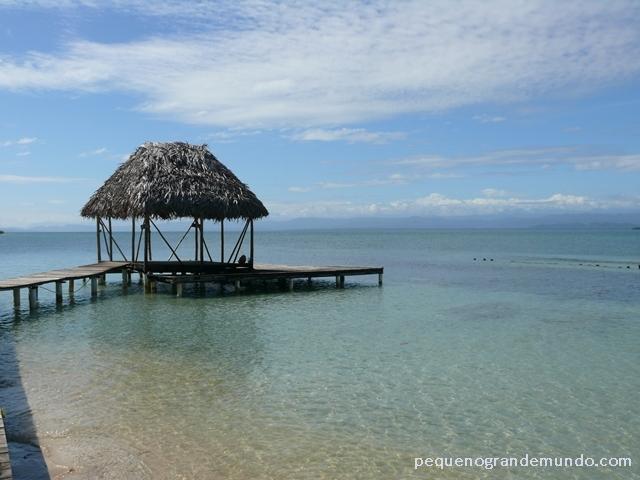 Praia de Boca do Dragão, Bocas del Toro, Panamá