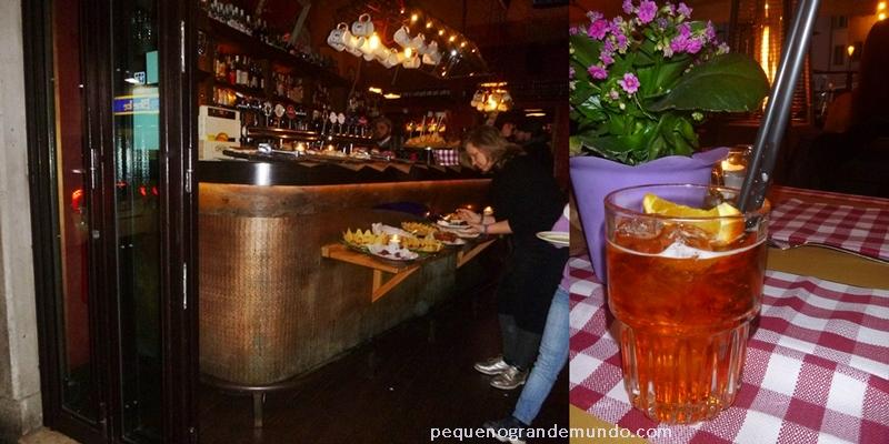 restaurante Baccanale, Roma