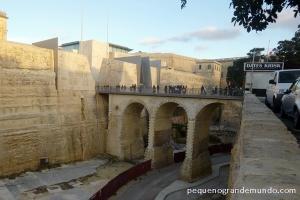 Acesso Valletta, Malta