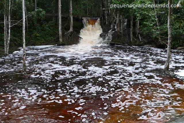 Cachoeira das Orquideas, Presidente Figueiredo