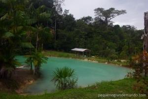 Lagoa Azul, Presidente Figueiredo