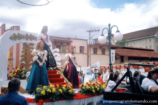 Realeza da Oktoberfest 2003