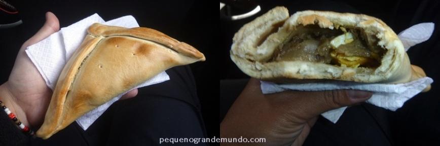 Empanada de pino