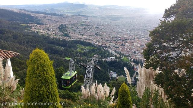 Cerro Monserrate, Bogotá