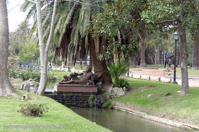 Parque Rodó, Montevideu