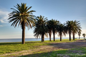 rambla Punta Carretas, Montevideo