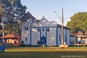 Igreja Itaúnas