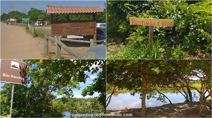 Parque Estadual de Itaúnas