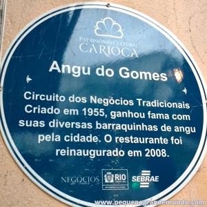 Angu do Gomes
