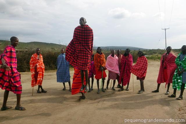 Dança Maasai